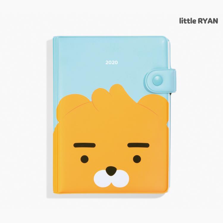2020年[kakao friends]25K十字週誌-Little Ryan
