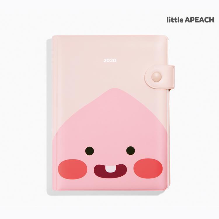 2020年[kakao friends]25K十字週誌-Little Apeach