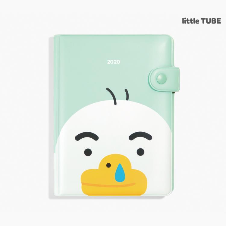 2020年[kakao friends]25K十字週誌-Little TUBE