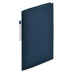 LIHIT A4附索引薄型資料本30入-藍 N-7671-11