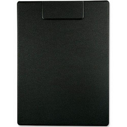 【珠友】A4/13K珠光磁性板夾-A黑(3版)