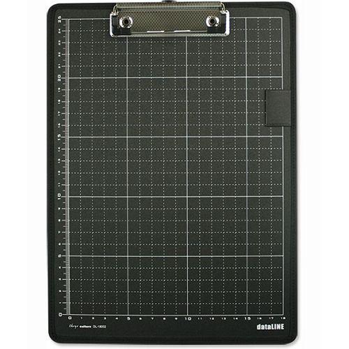 【珠友】B5/18K多功能事務板夾/含筆插