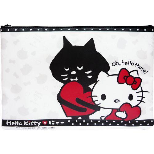 Hello Kitty x NYA A4網袋 SR-PR17