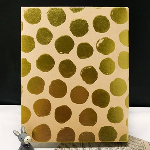 【Conifer綠的事務】大噗系列-A4 4孔夾-牛皮(買一送一)