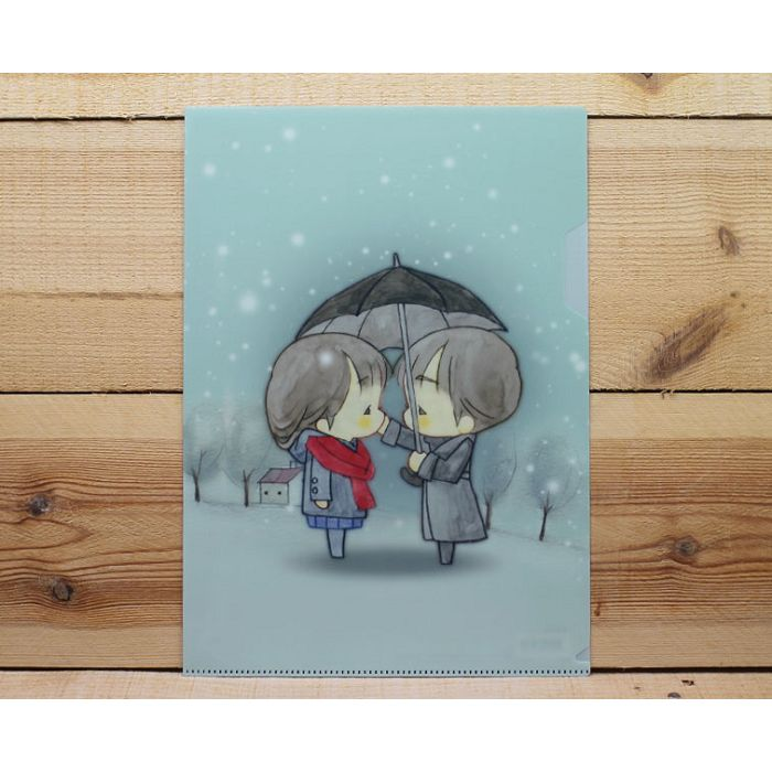 A&TL夾(下雪)