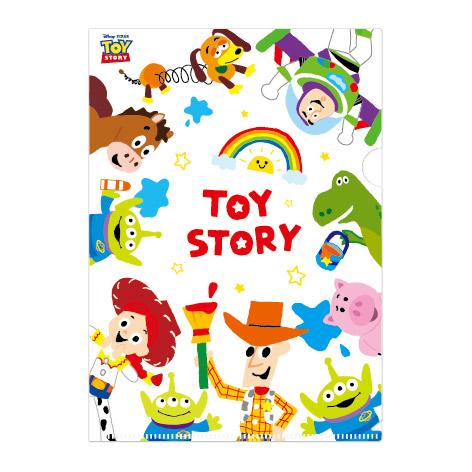 迪士尼L型夾-玩具