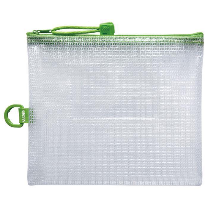 B6防水拉鍊袋(加袋)-綠