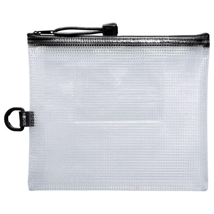 B6防水拉鍊袋(加袋)-黑