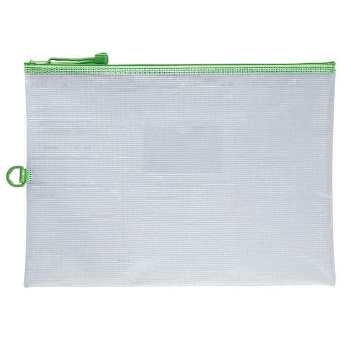 B4防水拉鍊袋(加袋)-綠