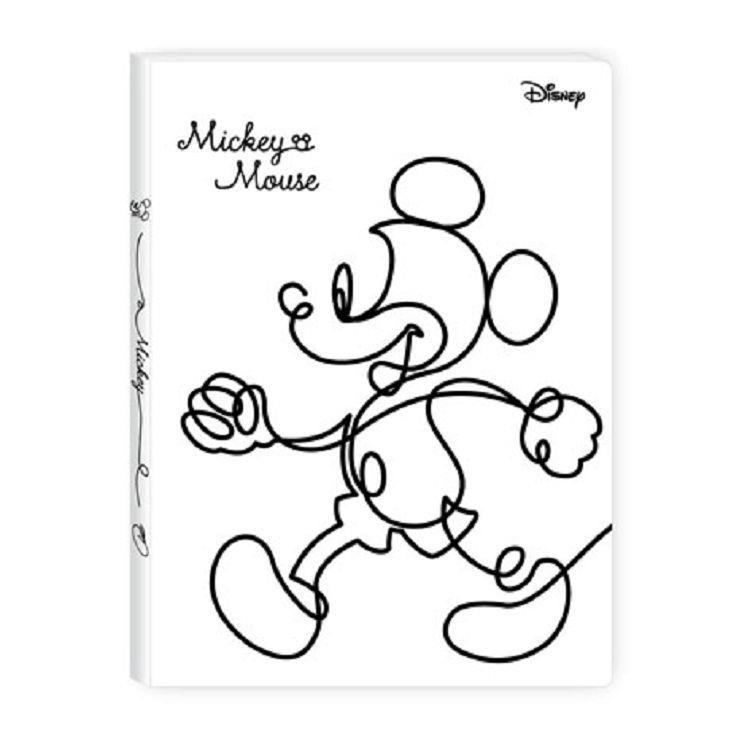(特價)迪士尼20入資料本-米奇