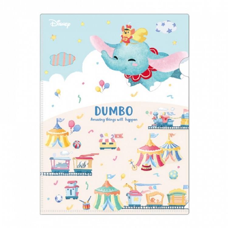 迪士尼LU型夾-小飛象