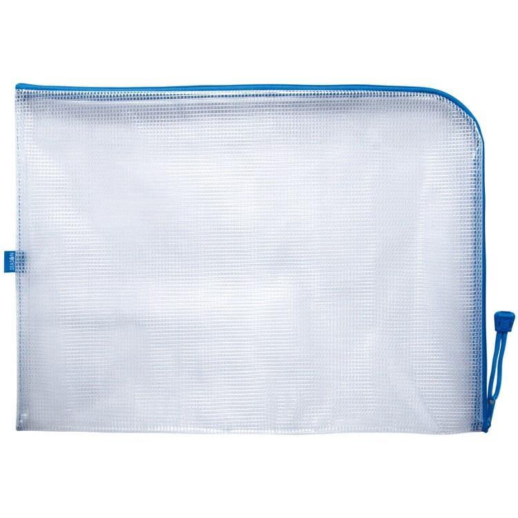 B4L型防水拉鍊袋-藍