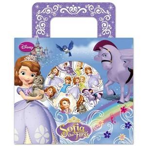 小公主蘇菲亞盒裝顆粒包貼紙