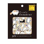 【九達】O-Cat紙膠帶材質小物貼-很多貓