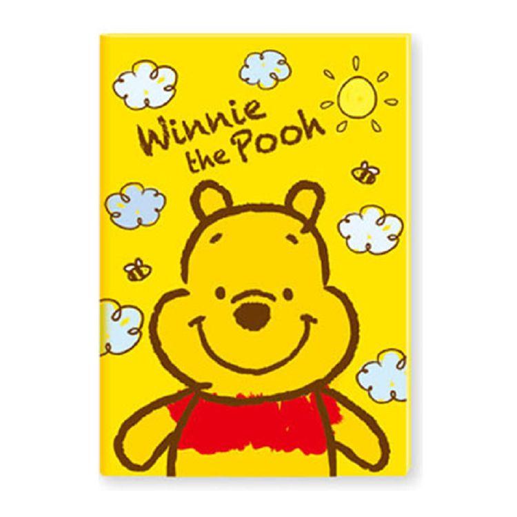 【南寶興】迪士尼貼紙簿25K-維尼
