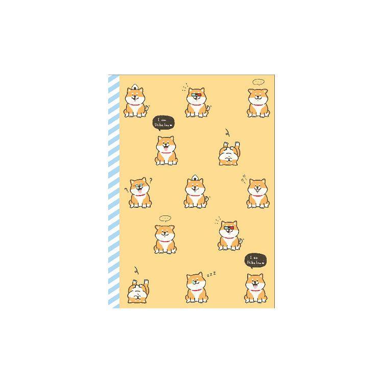 柴犬25K貼紙收集冊-柴犬