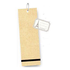旅行時光-專利(大)紙膠分裝收納本(DIY)