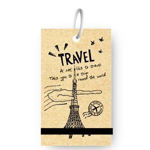 旅行時光-專利(小)紙膠分裝收納本(牛)