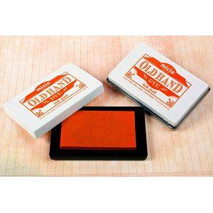 染料印台-橘色