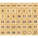印章組-月曆