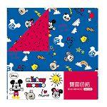 【南寶興】迪士尼雙面色紙-插畫米奇