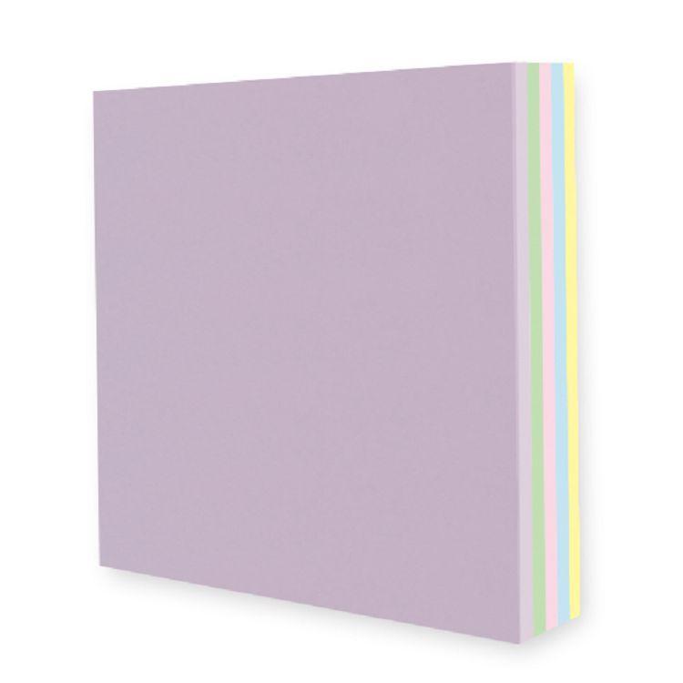 【九達】15*15cm玩色紙-粉彩馬卡龍