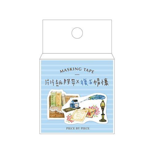【青青】簡單生活-片片紙膠帶-復古情懷