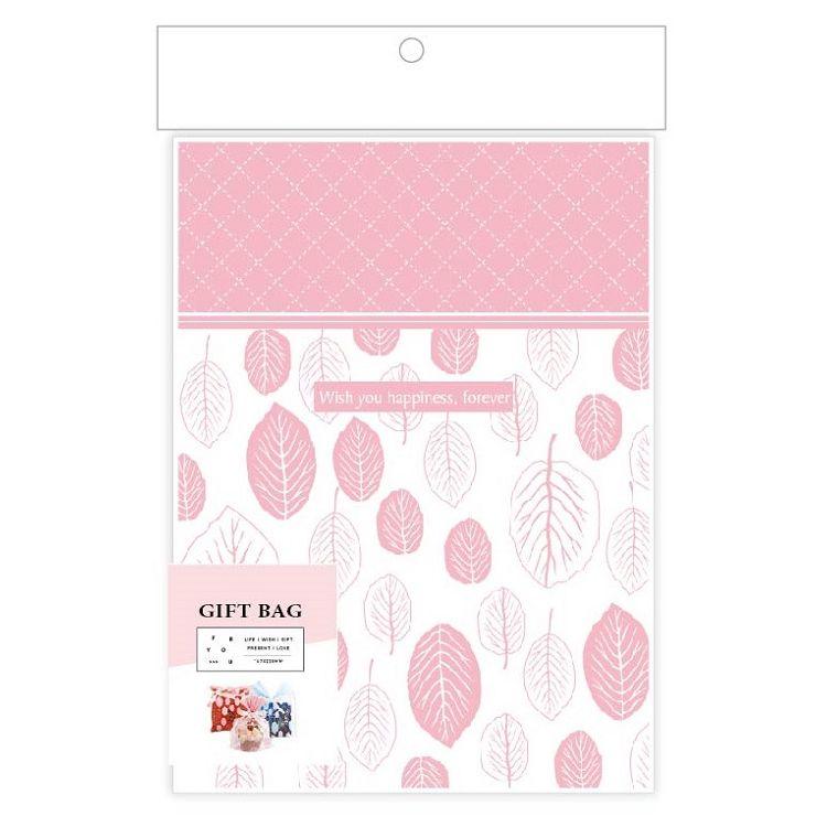 【青青】簡單生活-心祝福大禮物袋-粉紅