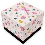 【柏格文具】花果微甜 禮物盒L 粉