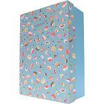 小夥伴燙金禮物盒(中大)-藍