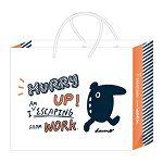 【南寶興】馬來貘手提紙袋A4-橫式