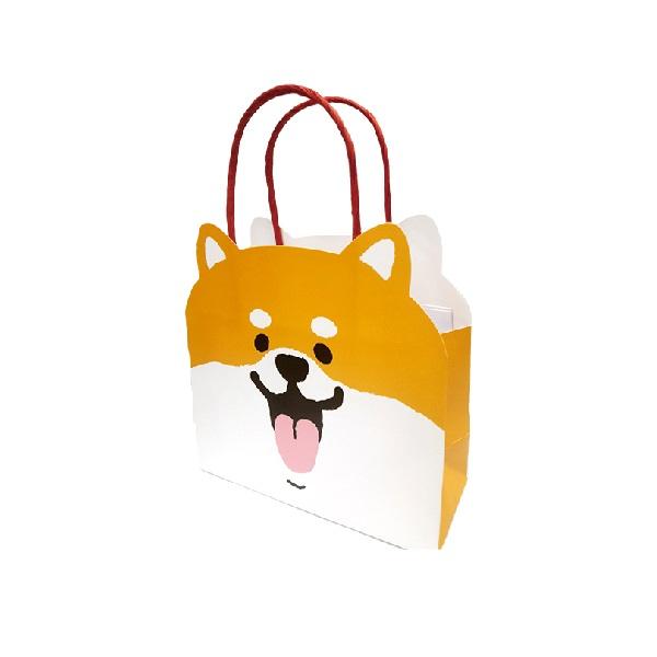 動物造型提袋(小)B-柴犬