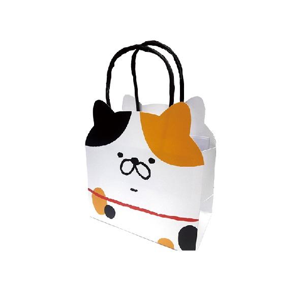 動物造型提袋(小)B-貓