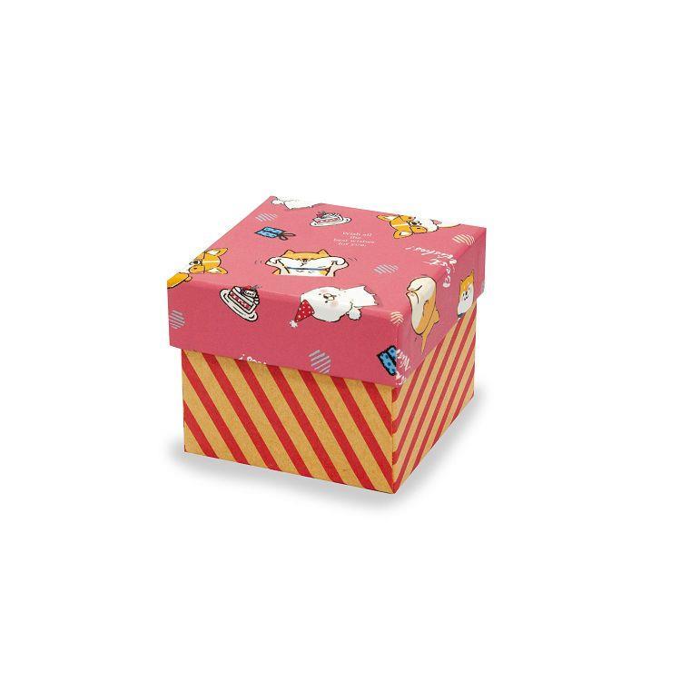汪旺星球禮物盒S-粉