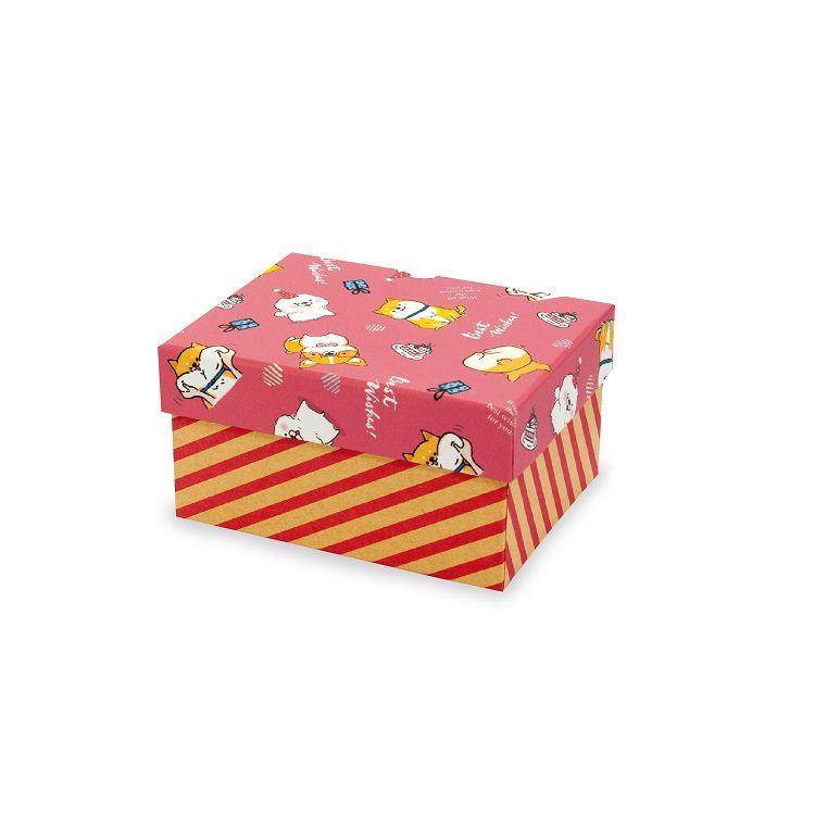 汪旺星球禮物盒M-粉