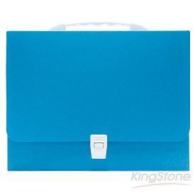 手提式公事袋(藍)