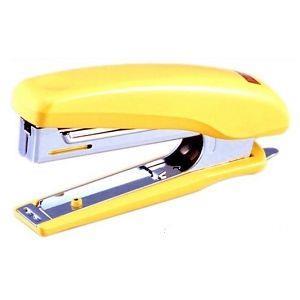 MAX 10D雙排10號釘書機20枚-黃