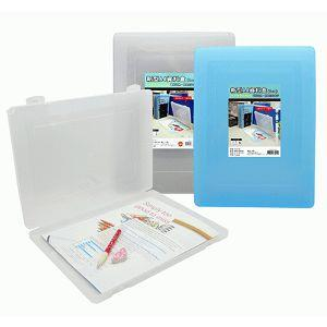 【WIP】新型A4資料盒(明墨)(2cm)
