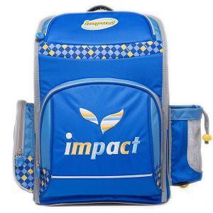 寶藍-新標準型【IMPACT】升級版護脊書包