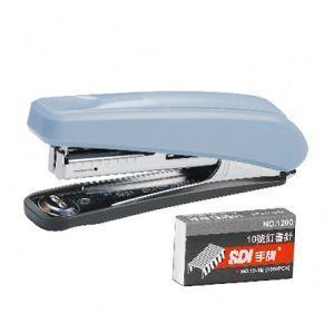 SDI 1100CA 藍 典雅事務型訂書機(附針)