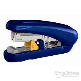 【PLUS】艷彩雙排平針訂書機-藍(ST010XH)