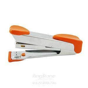 MAX 10W雙排10號釘書機20枚-橙