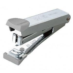 SDI 1102CA 灰 簡約實用型訂書機(附針)