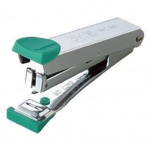 SDI 1102CA 綠 簡約實用型訂書機(附針)
