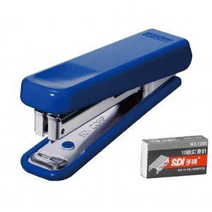 SDI 1105CA 藍 開運事務型訂書機(附針)
