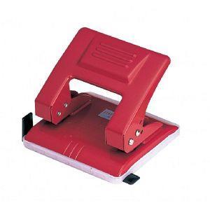 SDI 0822B 紅 雙孔打孔機(附刻度尺)