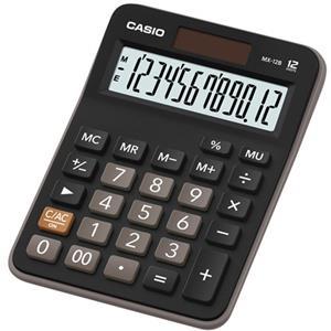 CASIO小款桌上型計算機-黑