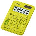 CASIO迷你馬卡龍計算機-黃綠