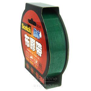 3M 2024G綠色強力防水(布)膠帶(24mmX15Y)