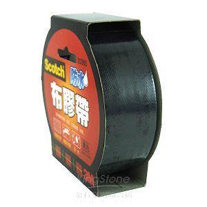3M 2036D黑色強力防水(布)膠帶(36mmX15Y)